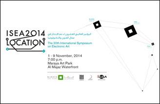 20th International Symposium on Electronic Art