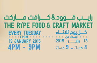 The Ripe Food & Craft Market