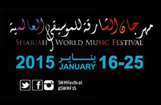Sharjah World Music Festival 2015