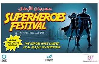 Superheroes Festival