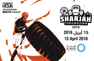 Sharjah Throwdown 2016
