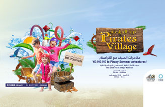 Piracy Summer Adventures