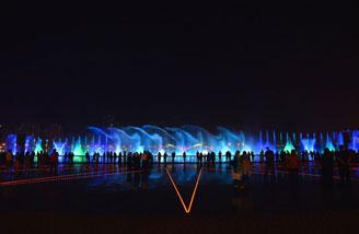 Sharjah Fountain Image 03