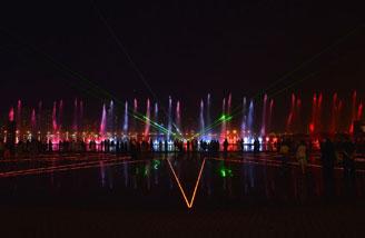 Sharjah Fountain Image 04