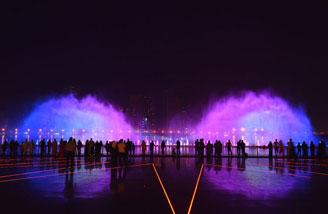 Sharjah Fountain Image 05