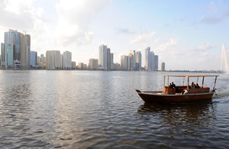 Sharjah Boat Tour