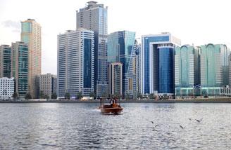 Sharjah Boat Tour