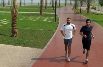 Al Majaz Jogging Track